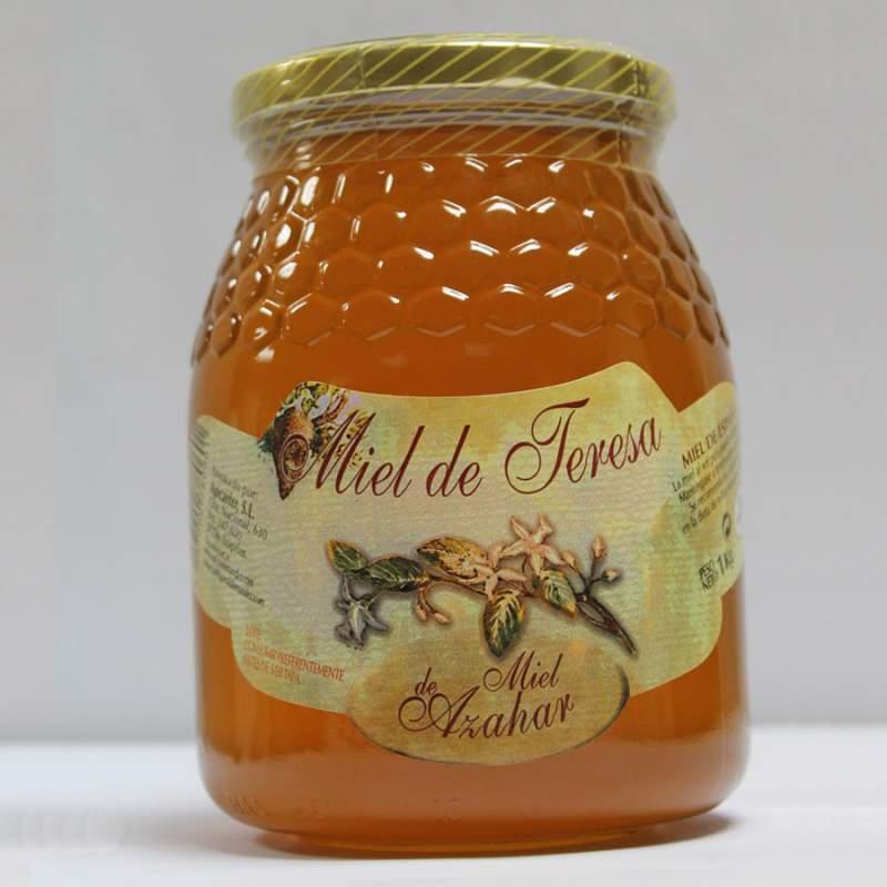 Miel de Azahar. Envase de 1 kg