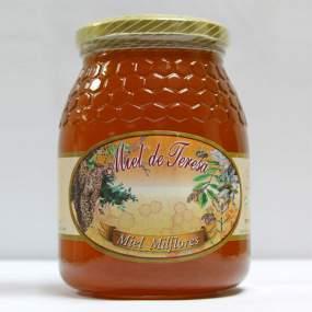 Miel de Milflores. Envase 1 Kg