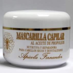 Mascarilla Capilar al Aceite de Propóleos